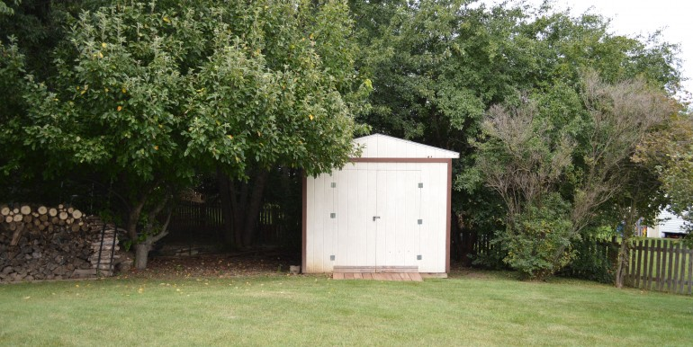 Back Yard Shed